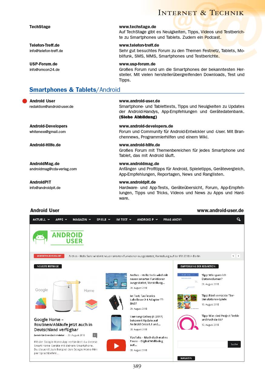 Internet & Technik - Seite 389