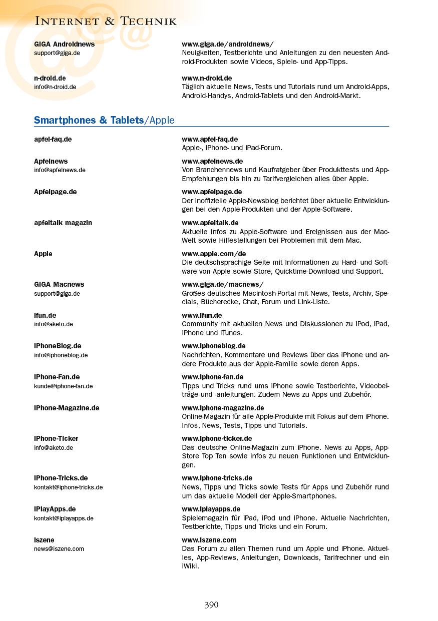 Internet & Technik - Seite 390