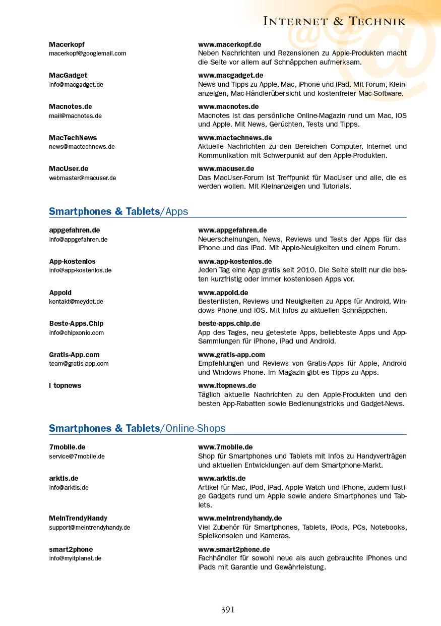 Internet & Technik - Seite 391