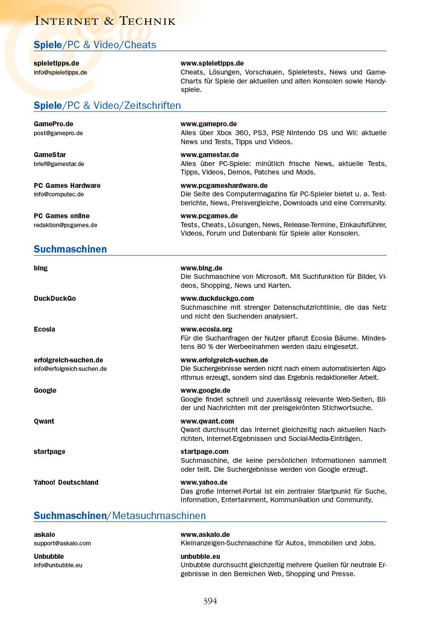 Internet & Technik - Seite 394