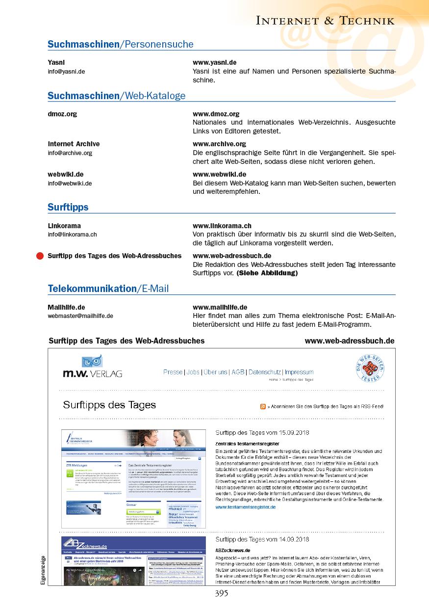 Internet & Technik - Seite 395