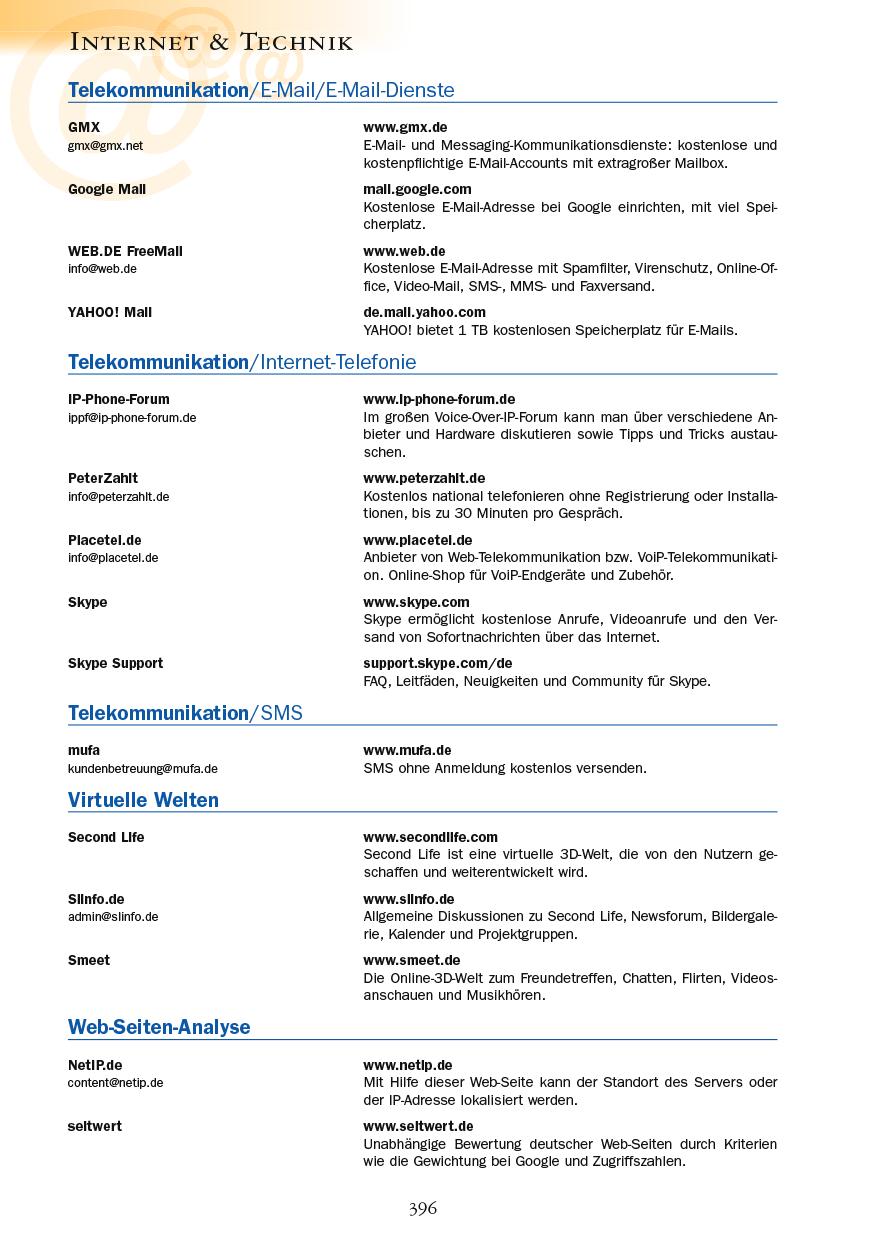 Internet & Technik - Seite 396