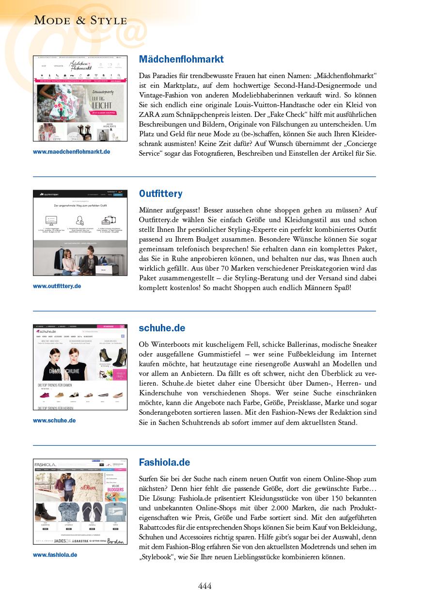 Mode & Style - Seite 444