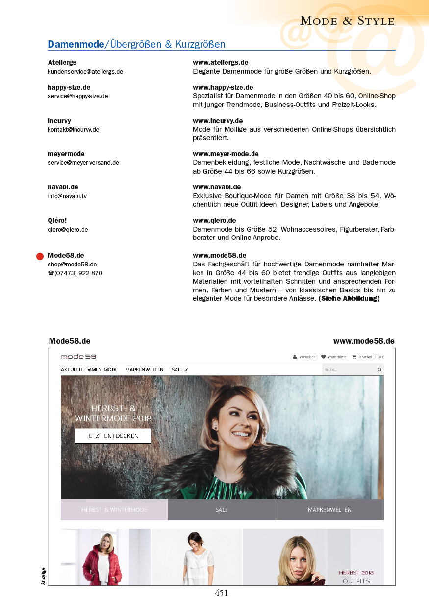 Mode & Style - Seite 451