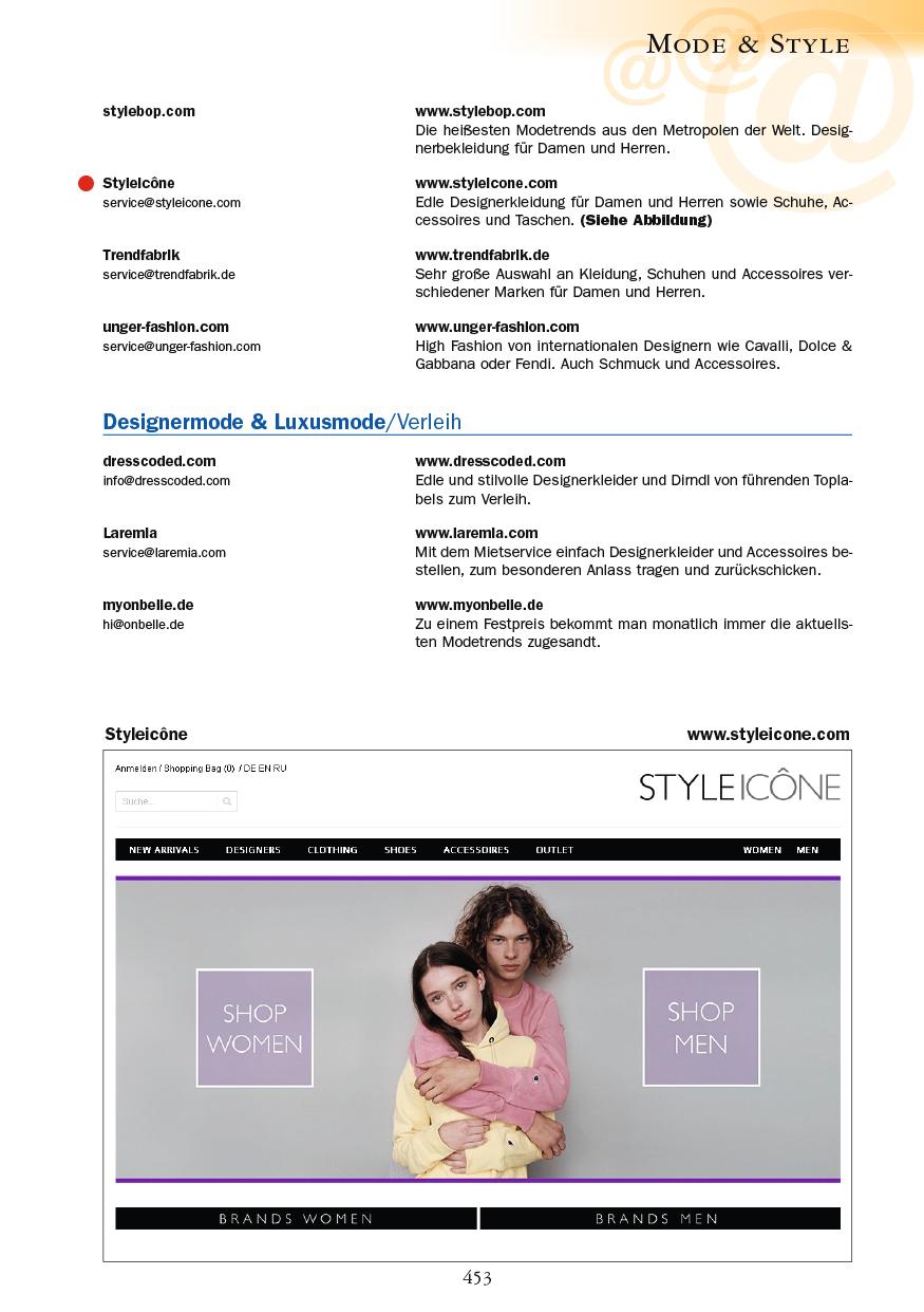 Mode & Style - Seite 453