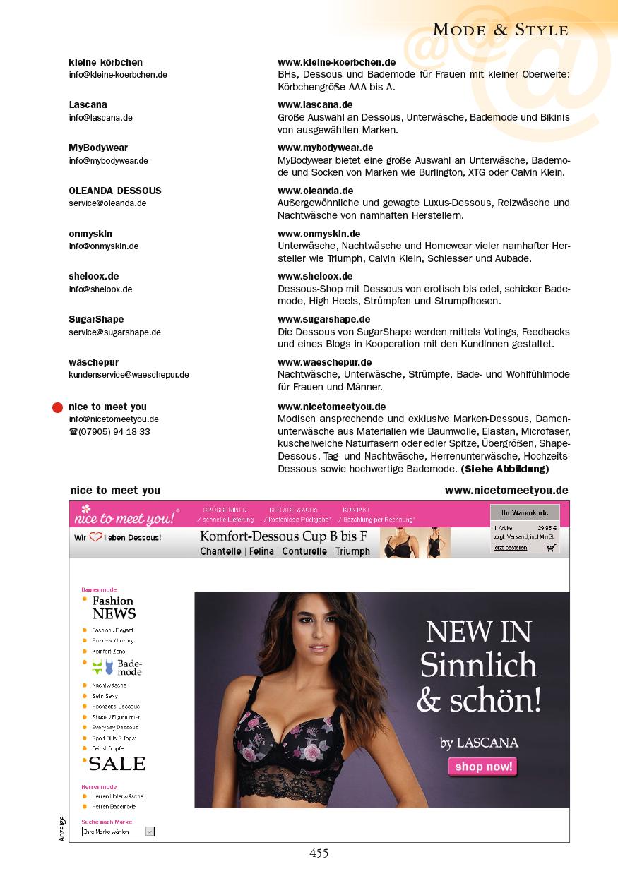 Mode & Style - Seite 455