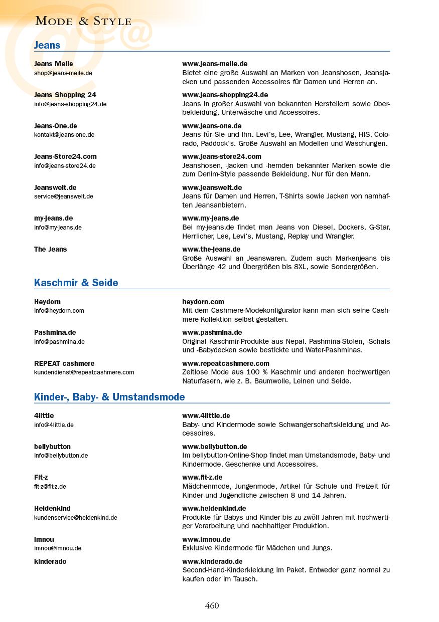 Mode & Style - Seite 460