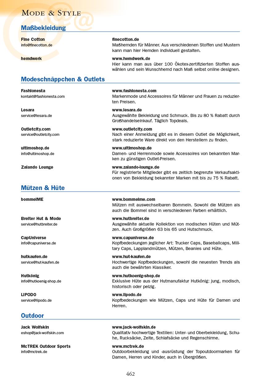 Mode & Style - Seite 462