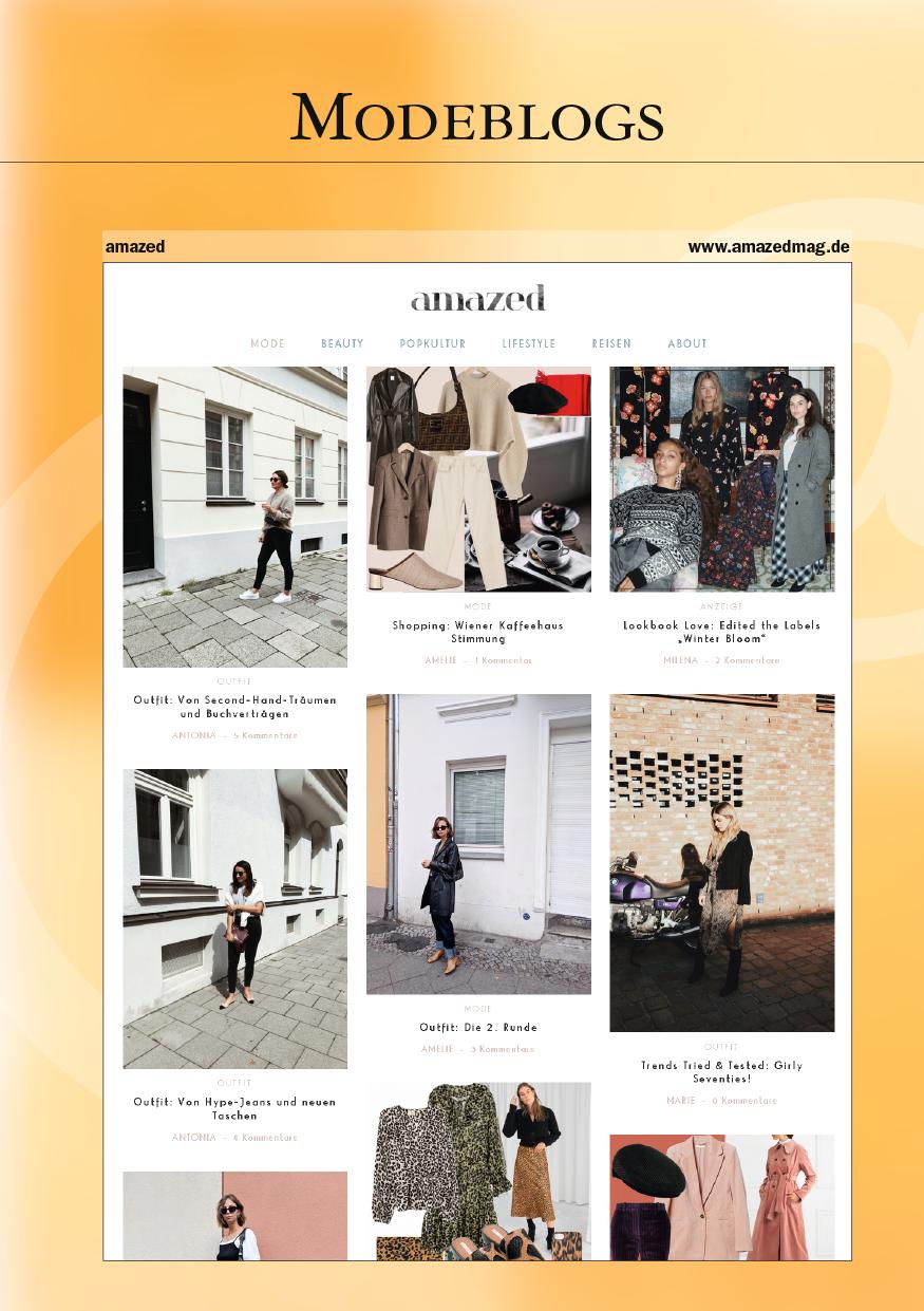 Modeblogs - Seite 469