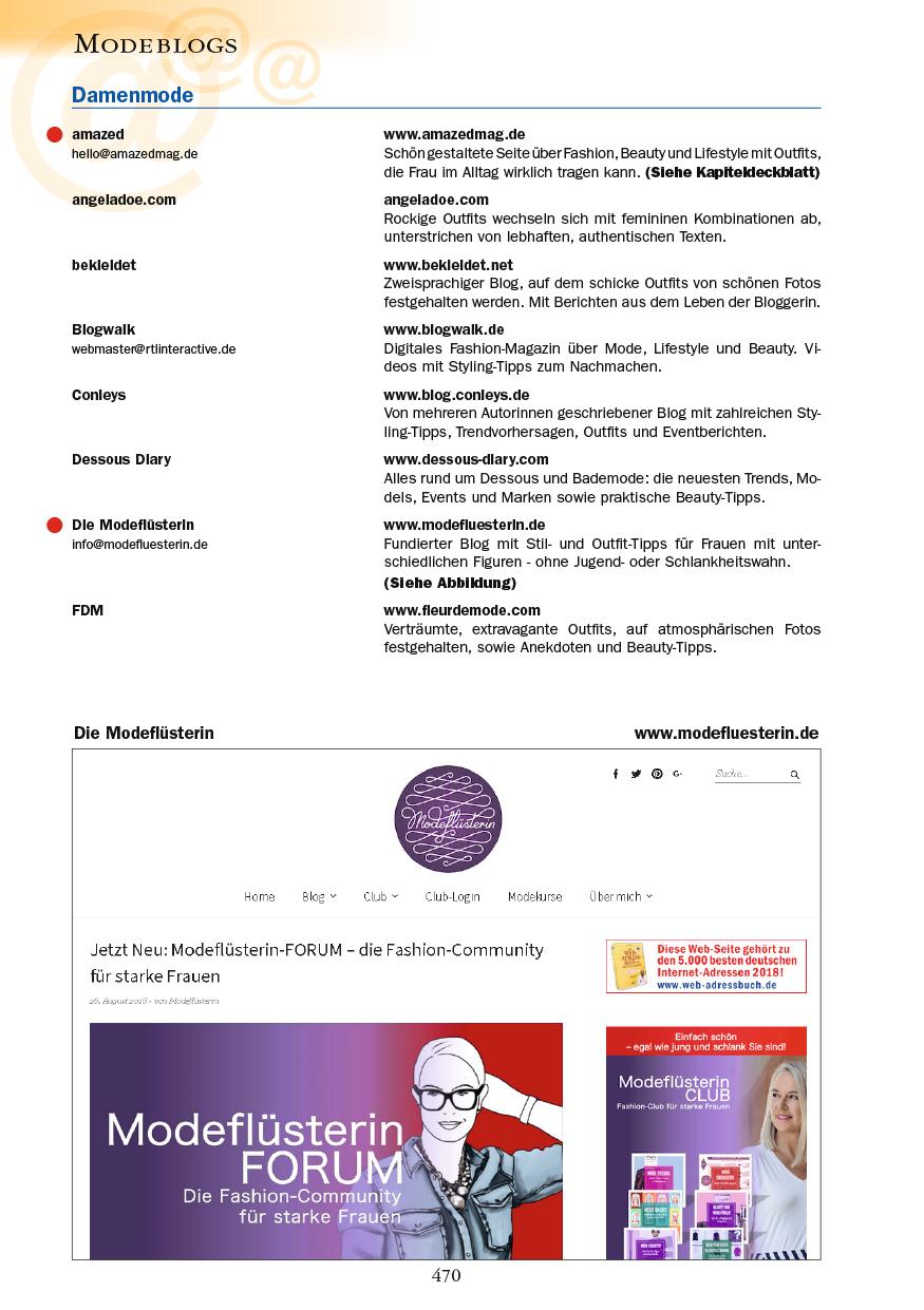 Modeblogs - Seite 470