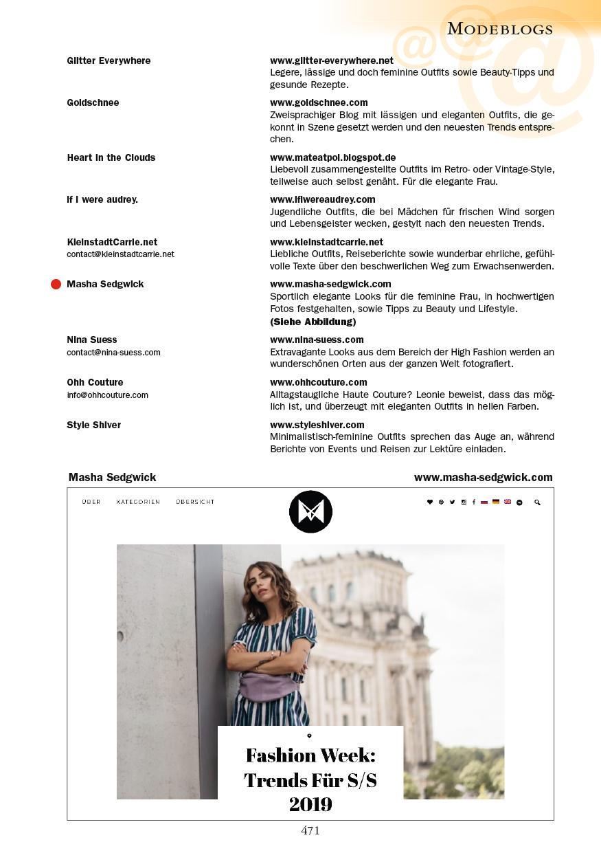 Modeblogs - Seite 471