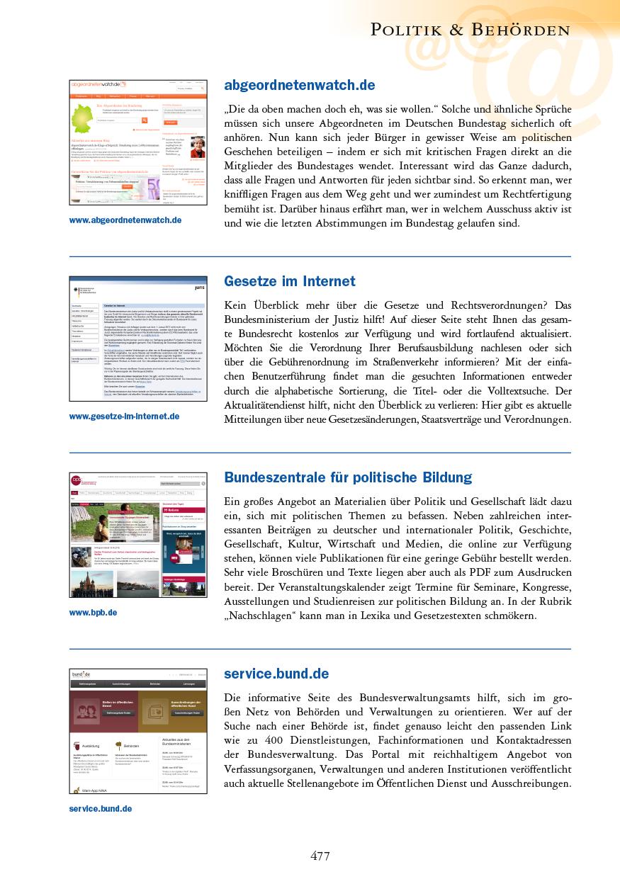 Politik & Behörden - Seite 477