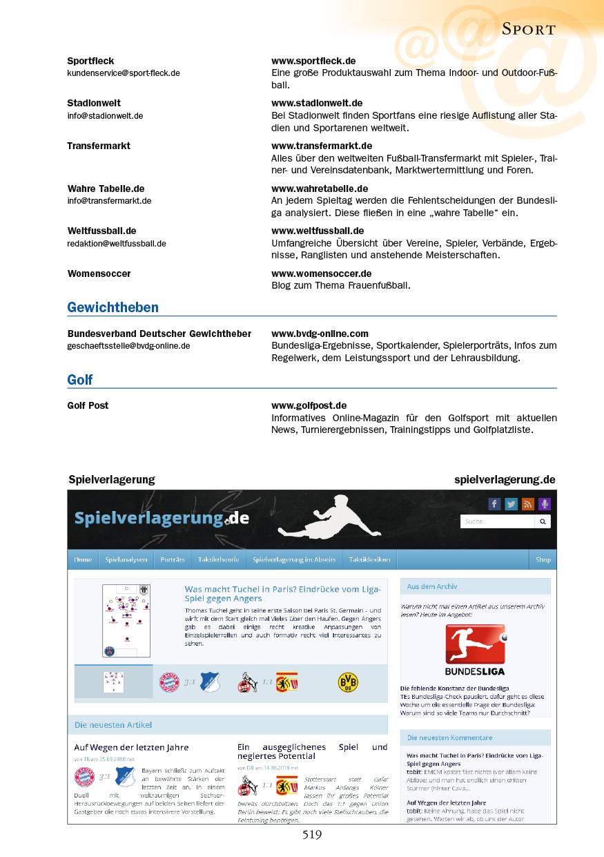 Sport - Seite 519