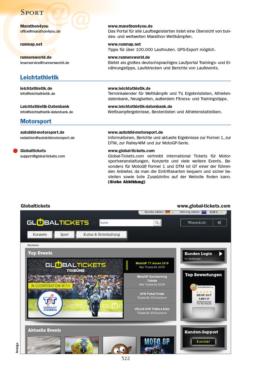 Sport - Seite 522