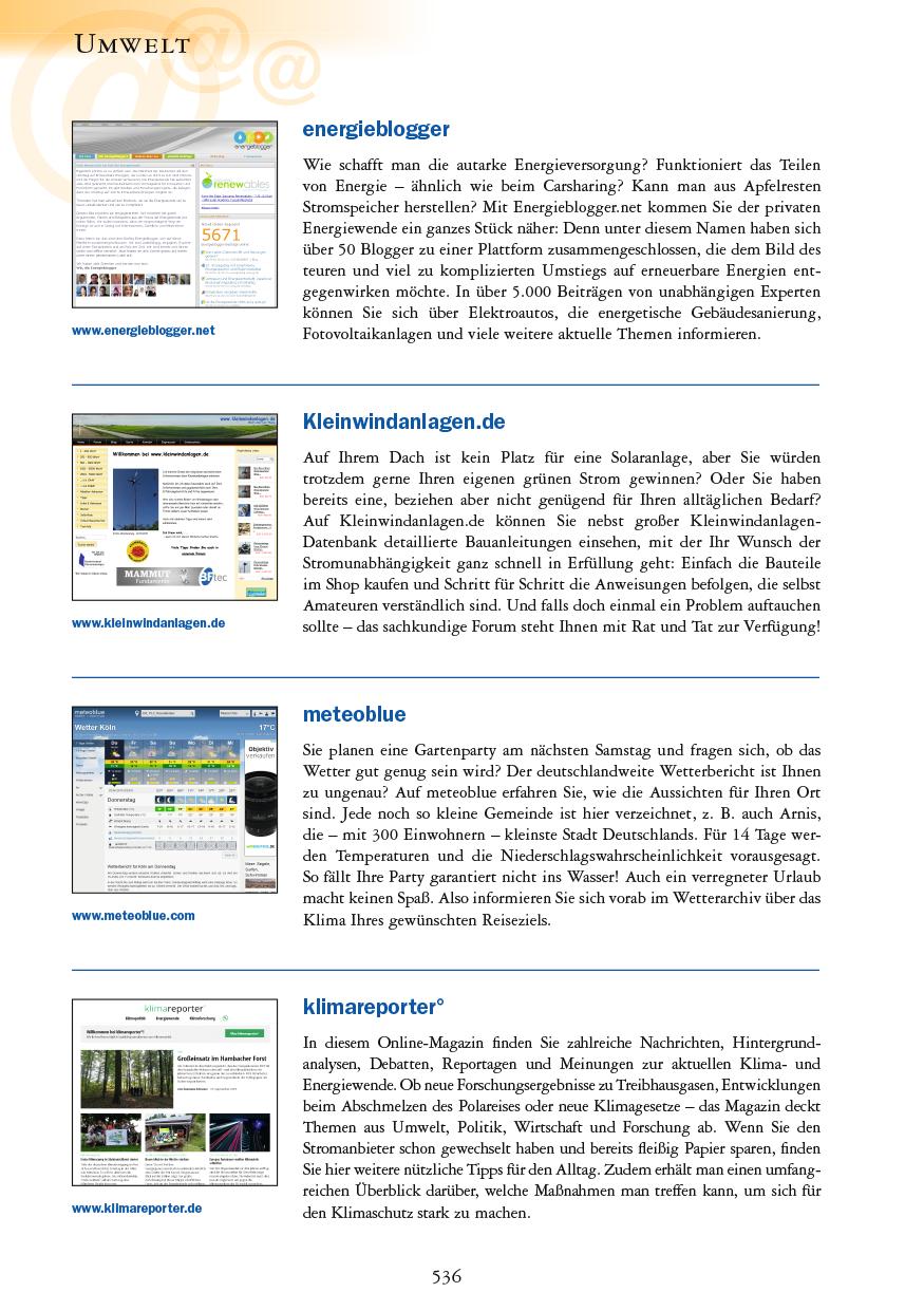 Umwelt - Seite 536