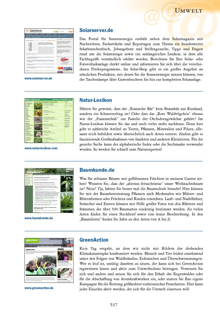 Umwelt - Seite 537