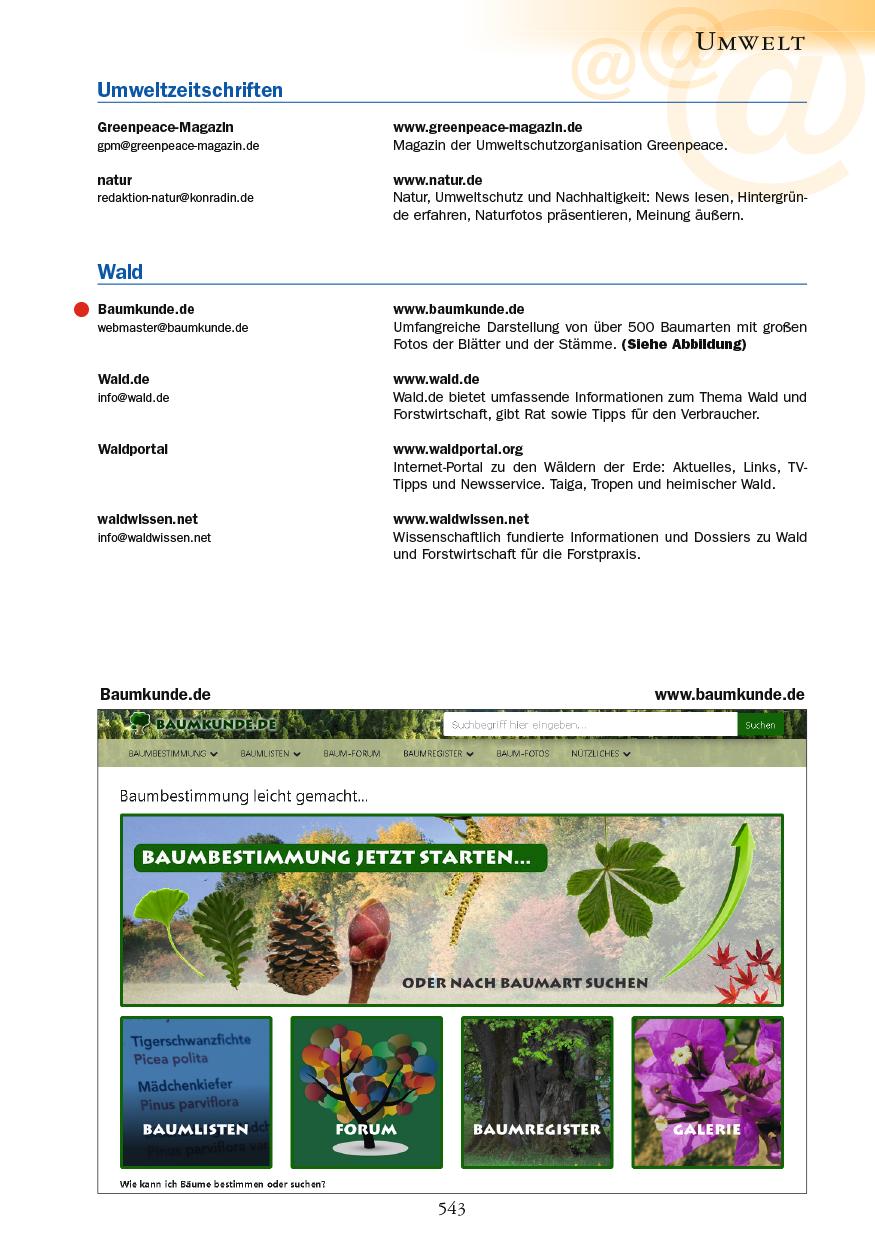 Umwelt - Seite 543