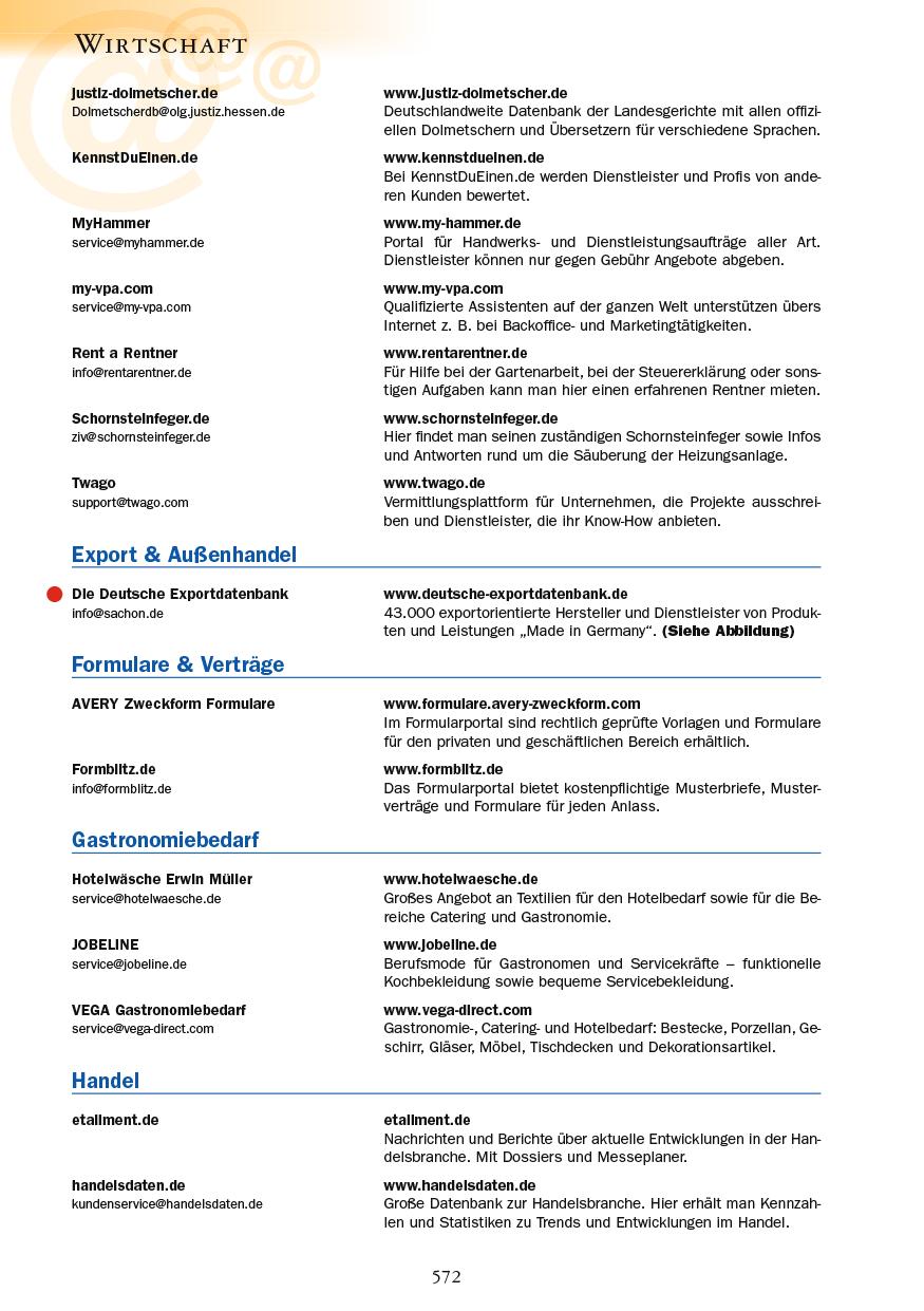 Wirtschaft - Seite 572