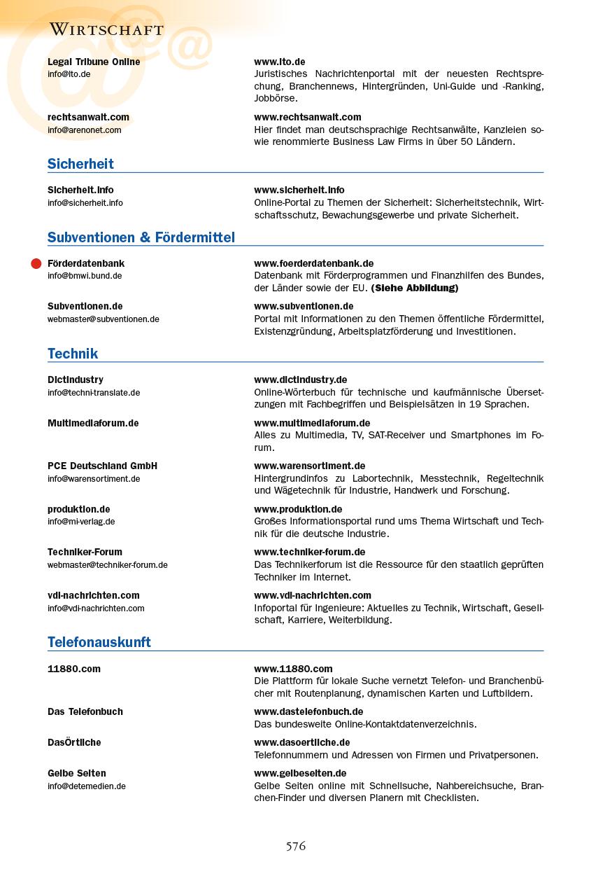 Wirtschaft - Seite 576