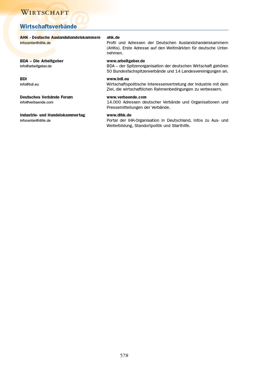 Wirtschaft - Seite 578