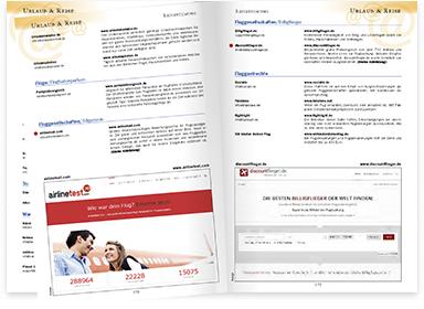 Das Web-Adressbuch für Deutschland als praktisches E-Paper