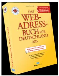 Das Web-Adressbuch für Deutschland 2015