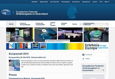 Europäisches Parlament  – Informationsbüro Deutschland