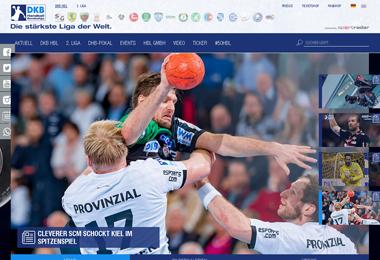 Die Handball Bundesliga