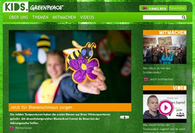 Greenpeace für Kids