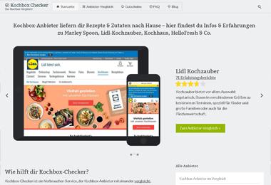 Kochbox Checker