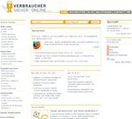 Verbraucher sicher online