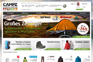 CAMPZ Outdoor & Adventure Shop