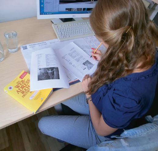 Online-Praktikum im Bereich Redaktion im Home Office