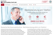 Deutsche Rechtsanwaltshotline