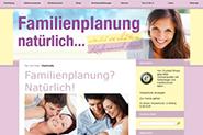 Natürliche Familienplanung