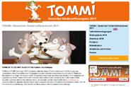 Tommi – Deutscher Kindersoftwarepreis