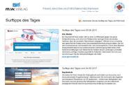 Surftipp des Tages des Web-Adressbuches